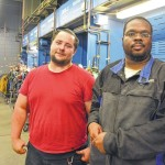 Richmond Community College students place in regional welding competition
