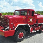 Hoffman Fire Department: Brush truck is pride of the fleet