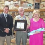 Local Scoutmaster wins award