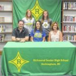 Ready for the next step: 4 Lady Raiders celebrate their college futures