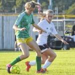 Lumberton girls soccer defeats Richmond Senior 9-1 in 2nd round of SEC tournament