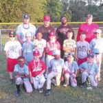 Hamlet All-Stars place 3rd in All-Star baseball tournament