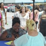 Hopeful hires brave heat for Rue 21 jobs