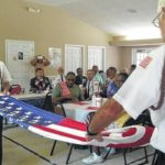 Veterans honored with breakfast
