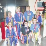 American Tae Kwon Do competes in South Carolina tournament