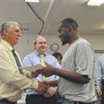 Morrison inmates graduate truck driving program