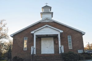 Marston First Missionary Baptist Church to host annual men's day service on Sunday