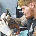 Father-son team opens Rockingham tattoo shop