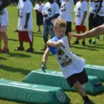 Danell Ellerbe gives back with 5th annual camp