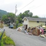 Disaster in the valley: Aiding West Virginia flood victims