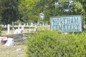 Rockingham cemetery needs funds for upkeep