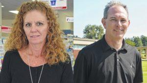 Greene, Austin join RCC's Board of Trustees