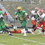 Richmond Senior football cruises past Anson 38-7
