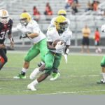 Richmond Senior football grinds out 42-21 win over Rocky River