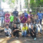 Keeping Richmond County clean: Volunteers pick up trash at Blewett Falls