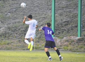 Richmond Senior boys soccer drops first game of season at Pine Forest
