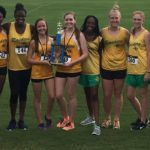 Sports Briefs: Richmond Senior girls cross country takes first place at Smithfield Selma XC Invitational