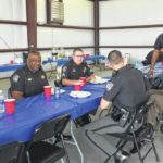 Chicken lunch for Richmond County law enforcement