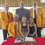 Perdue honored by Moose Lodge