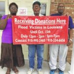 Hamlet church collecting items for Baton Rouge flood relief