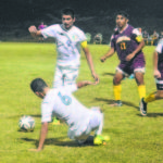 Richmond Senior boys soccer clinches conference title