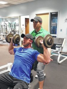 Quest for healthy lifestyle led fitness trainer to bodybuilding