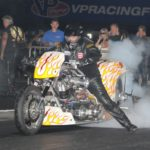 Peter Geiss wins Ray Price Top Fuel title at Rockingham Dragway