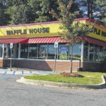 Fires set at Waffle House