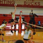 Richmond Senior volleyball finishes strong