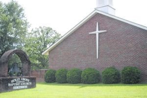 Macedonia Missionary Baptist Church in Hoffman to celebrate 63rd family and friends day