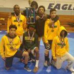 Wrestling: Richmond Senior takes 1st at Eagle Open tournament