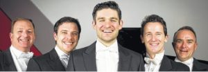 Irish Tenors concert brings Celtic flair back to Cole