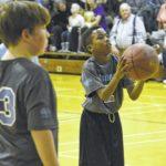 Rec league basketball makes return to Ellerbe