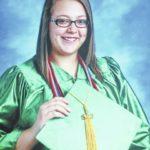 Hamlet Girl Scout earns highest honor