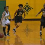Basketball: Richmond Senior sweeps Pine Forest