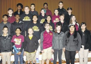 Ellerbe Middle School announces honor roll