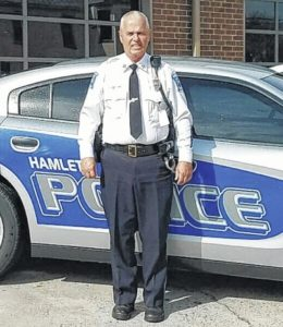 Retired police captain to be honored