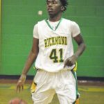 Richmond Senior boys basketball holds on to beat Pinecrest