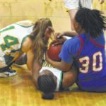 Richmond Senior girls basketball advances to conference semifinals