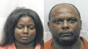 Laurinburg pair charged in Richmond County robbery, shooting