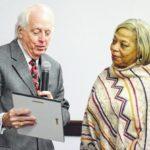Gwendolyn Swinney retires as Rockingham city clerk, Sabrina McDonald appointed as replacement