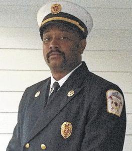 Rockingham Fire Department receives laptop donation