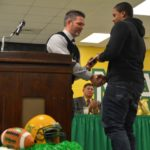 Richmond Senior football praised at annual banquet