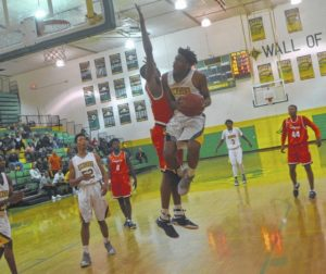 Zeigler scores 42, Richmond Senior boys basketball escapes Vance