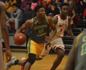 Richmond Senior boys basketball struggles in SEC title game loss