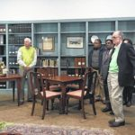 Local legislators tour Leath Memorial Library for 'Day in the District'