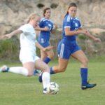 Richmond Senior girls soccer rolls past Scotland