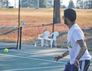 Roundup: Richmond Senior boys tennis falls to Scotland