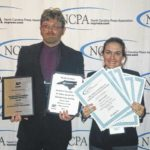 Daily Journal, Anson Record earn 13 awards