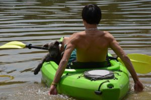 River therapy: Spring kayaking on the Pee Dee